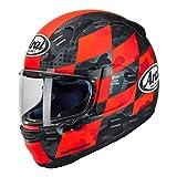 Arai Motorradhelm Profile-V Patch Red, S