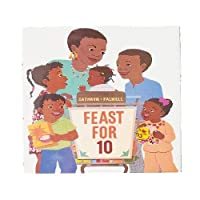 Constructive Playthings HOU-50 Step-Up Learning Book-Feast for Ten [並行輸入品]
