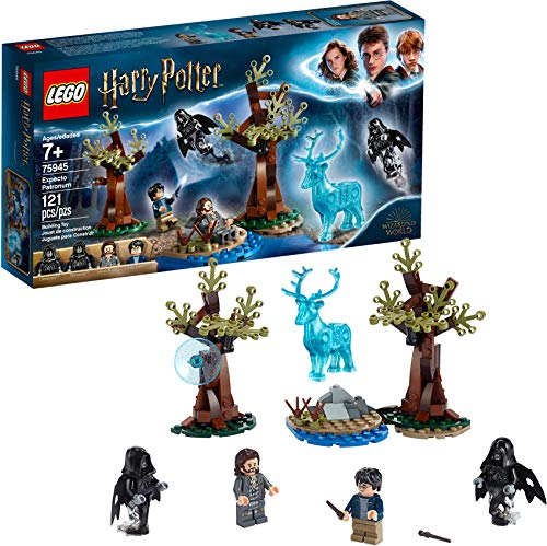 Pegatina Harry Potter marca LEGO