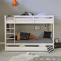 Homestyle4u 1432, für Kinder, 90x200