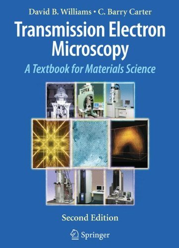 Transmission Electron Microscopy: A Textbook for Materials Science:2nd (Second) edition