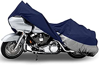 Motorcycle Bike Cover Travel Dust Storage Cover For Yamaha Raider 1900 XV1900