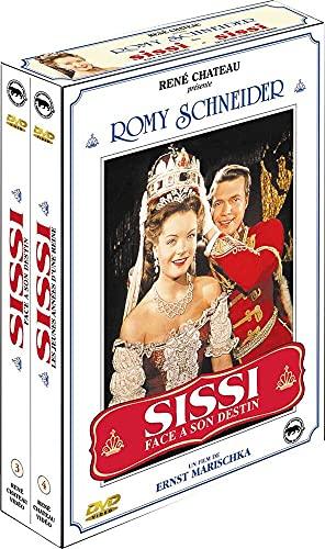 Coffret Sissi vol. 2 : Sissi face a son destin / Sissi, les jeunes années d'une reine - Coffret 2 DVD