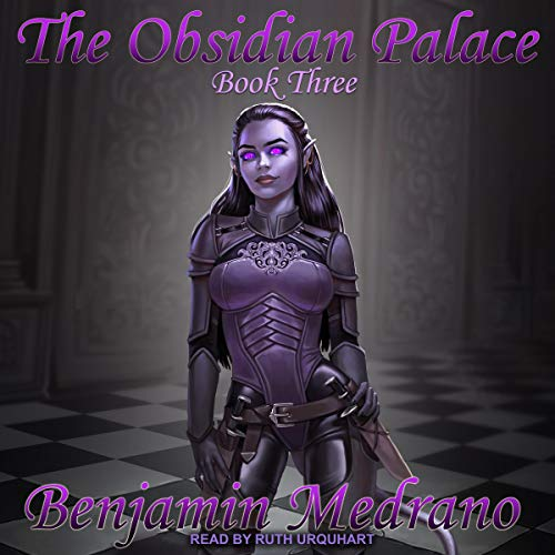 The Obsidian Palace cover art