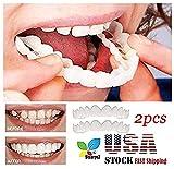 Best Fake Teeth - Veneers Snap in Teeth, STCORPS7 Braces Veneers Dentures Review