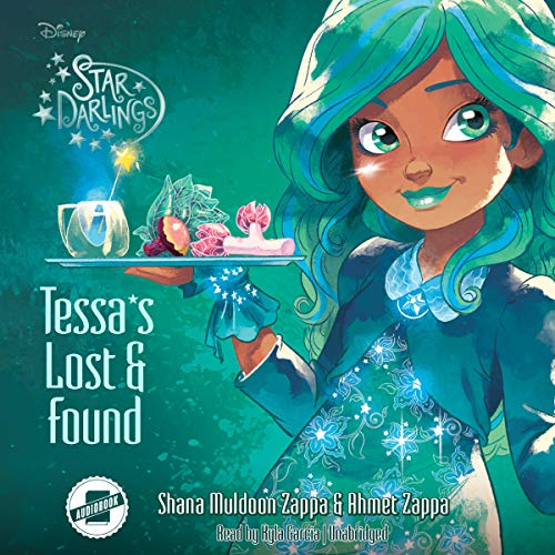 Tessa's Lost and Found audiobook cover art