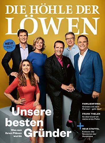 Die Höhle der Löwen Zeitschrift 2018