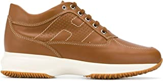 HOGAN Luxury Fashion Womens HXW00N00E30D0WC801 Brown Sneakers | Season Permanent