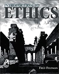 Book cover: Introduction to Ethics by Fred Feldman