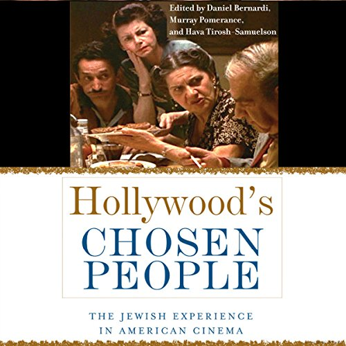 Hollywood's Chosen People audiobook cover art