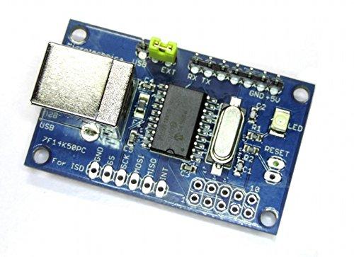 UART制御USB106キーボードエミュレーションボード