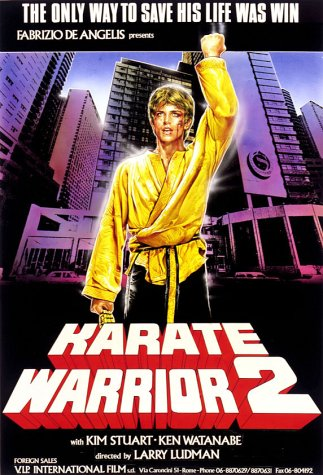 Karate Warrior 2 - Blood Tiger