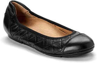 Women's Prim Ava Ballet Flat Shoes - Dress Casual Flats with Concealed Orthotic Arch Support