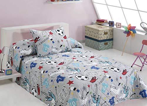 Wiss Home SL Colcha bouti Infantil SIL (Cama de 90cm)