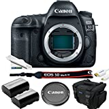Canon EOS 5D Mark IV DSLR Camera ( Body Only ) - Deal-Expo Accessories Bundle