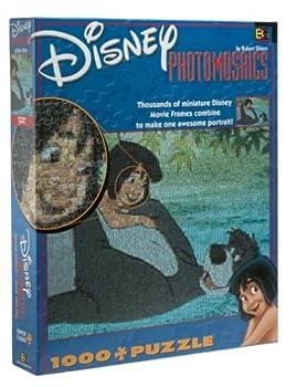 Disney Photomosaic The Jungle Book Jigsaw Puzzle 1026pc