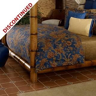 Lauren by Ralph Lauren Indigo Bali Print FULL/QUEEN Comforter
