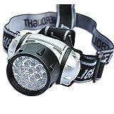 MOFRED 28 LED brillante linterna frontal de linterna resistente al agua