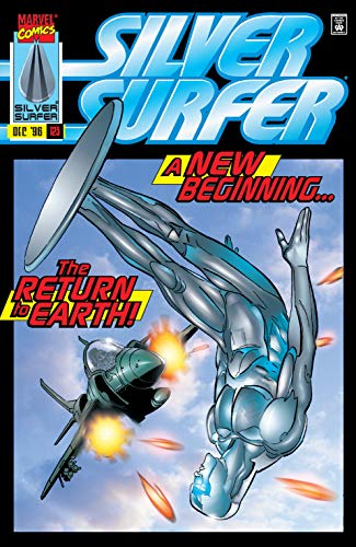 Silver Surfer (1987-1998) #123 (English Edition)
