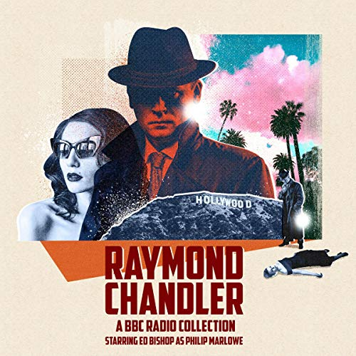 Raymond Chandler audiobook cover art