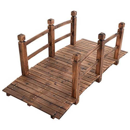 Relax4Life -   Holzbrücke mit