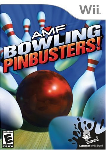 Amf Bowling Pinbusters - Nintendo Wii by Bethesda