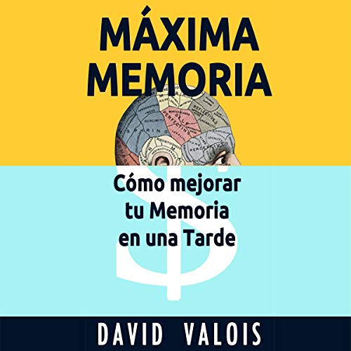 Máxima Memoria [Maximum Memory] cover art