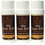 (3 x Body Stick) WithNature Skincare 100% Cocoa & Rosehip Scar Rescue