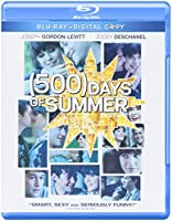 (500) Days of Summer [Blu-ray] [Import]