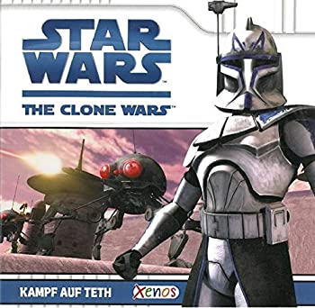 Star Wars The Clone Wars - Kampf auf Teth