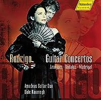ロドリーゴ:ギター協奏曲集Vol.1 (Rodrigo : Guitar Concertos Vol.1 / Amadeus Guitar Duo)