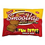 Butterscotch Peanut Butter Smoothie Cups, Snack Size, Bulk Candy Bag, Individually Wrapped, 10 Ounces