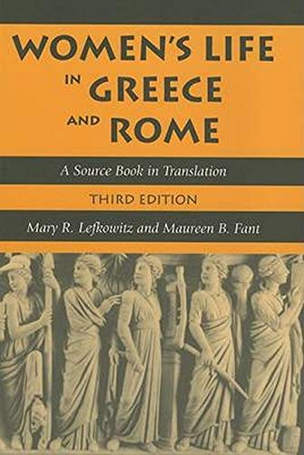 Women's Life in Greece and Rome: A Source Book in...