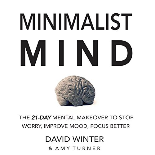 The Minimalist Mind audiobook cover art