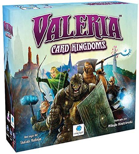 Kingdom Builder Calamity Games Amarelo