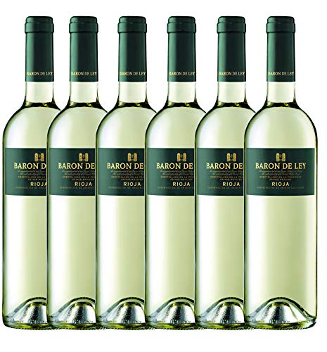 Baron de Ley Blanco Rioja - Caja 6 botellas 75 cl