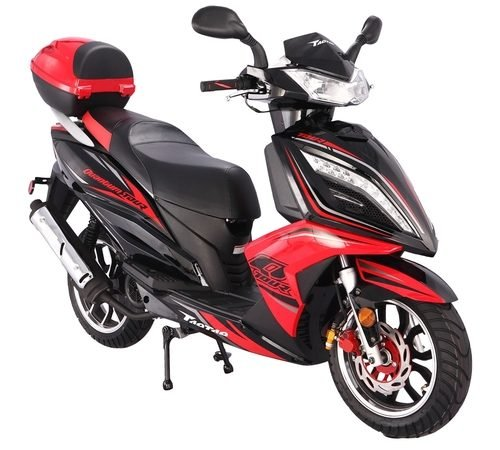 Tao Tao Quantum 150 Street Legal Scooter  CARB approved and Fully Automatic - ASSEMBLY REQUIRED by Certified Tech
