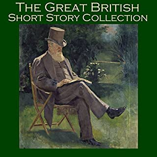 The Great British Short Story Collection cover art