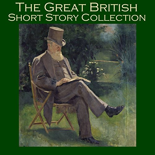 The Great British Short Story Collection audiobook cover art