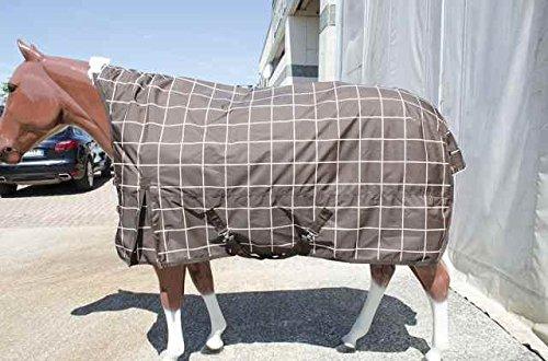 Umbria Equitazione Coperta Invernale per Cavallo Modello Aberdeen Paddock Coperte per Cavalli