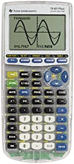 Texas Instruments TI-83-Plus Silver Edition