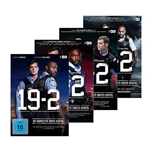 Staffel 1-4 (11 DVDs)