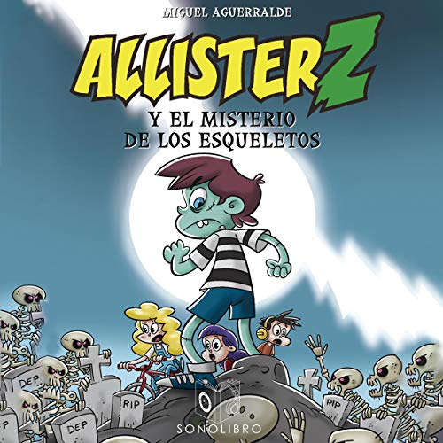 Allister Z (Spanish Edition) cover art