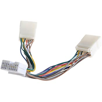 [DIAGRAM_4FR]  Amazon.com: Car Y-Harness Cable For 03 04 05 06 07 08 09 10 11 12 13 14  Honda/Acura Navigation CD Changer: Automotive | 03 Accord 2 4 Engin Wire Harness |  | Amazon.com