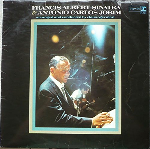 Sinatra, Frank Francis Albert Sinatra LP Reprise RLP1021 EX/EX 1967 with Antonio Carlos Jobim