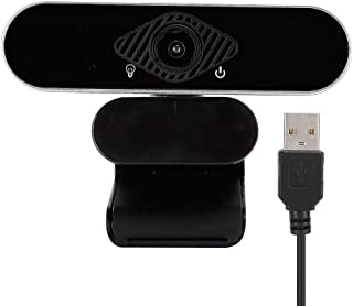 Web Camera, Plug and Play Camera, Webcam, for Video Conference for Online Teaching for Live Broadcast