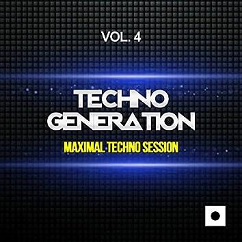 Techno Generation, Vol. 4 (Maximal Techno Session)