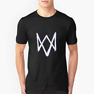 DedSec The Watch Dogs Slim Fit TShirtT Shirt Premium, Tee shirt, Hoodie for Men, Women Unisex Full Size.