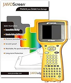 JAVOedge Ultra-Clear Screen Protector for Topcon FC-2000 (2 Pack)