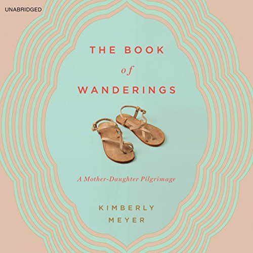 The Book of Wanderings audiobook cover art
